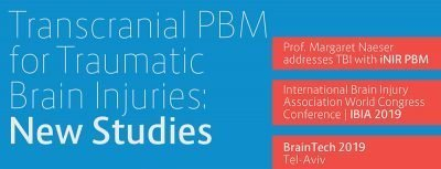 traumatic brain injury transcranial PBM