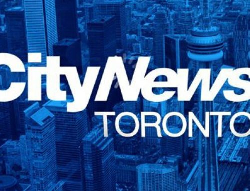 CityNews Toronto: LED headset shows promise