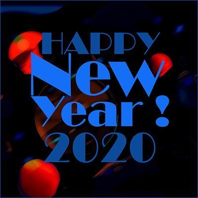 Happy New Year 2020 from Vielight